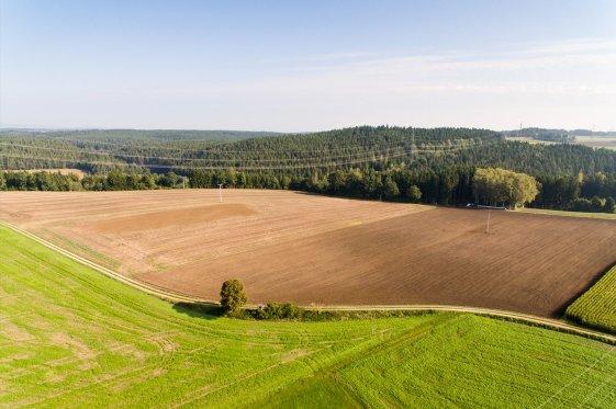 TONI Design Luftaufnahme - Landschaft